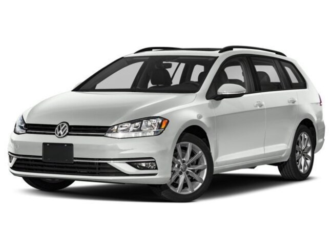 New Volkswagen 2018 Volkswagen Golf SportWagen TSI SEL Wagon for sale in Staunton, VA