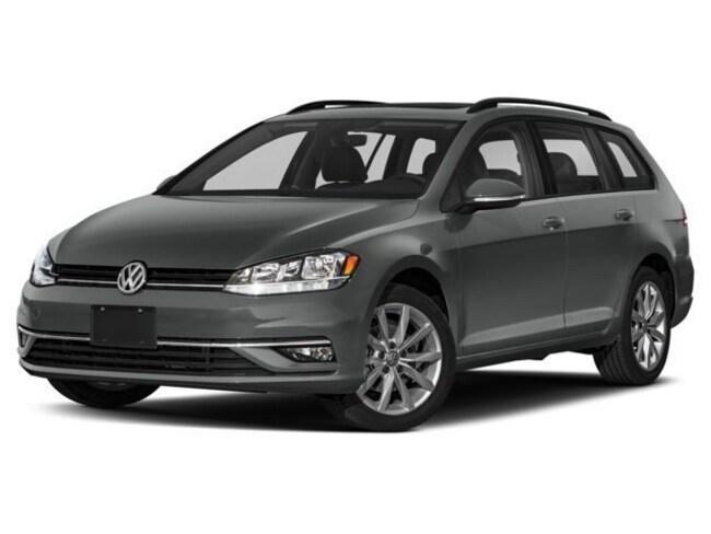 New 2018 Volkswagen Golf SportWagen TSI SEL Wagon for sale in Fairfield, California
