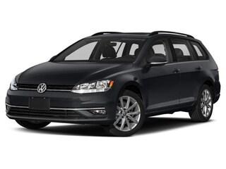 2018 Volkswagen Golf SportWagen SEL Wagon