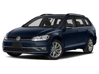 2018 Volkswagen Golf SportWagen TSI SEL Wagon