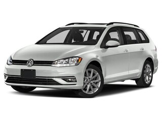 New 2018 Volkswagen Golf SportWagen TSI S 4MOTION Wagon VW181110 in Brunswick, OH