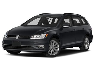 2018 Volkswagen Golf SportWagen TSI S Wagon All-wheel Drive