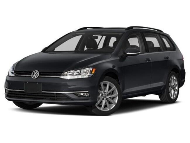New 2018 Volkswagen Golf SportWagen TSI S Wagon in Erie, PA