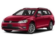 2018 Volkswagen Golf SportWagen TSI S 4MOTION Wagon