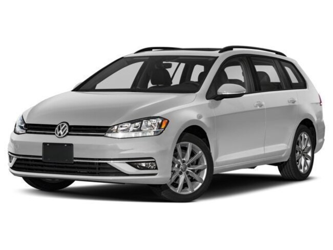 New Volkswagen 2018 Volkswagen Golf SportWagen TSI S Wagon for sale in Staunton, VA