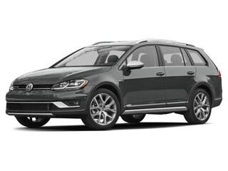 2018 Volkswagen Golf Alltrack TSI S Wagon