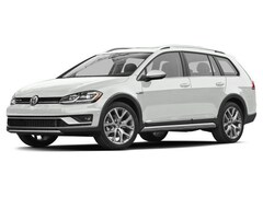 2018 Volkswagen Golf Alltrack TSI SE Wagon All-wheel Drive