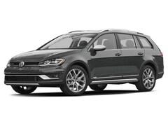 2018 Volkswagen Golf Alltrack 1.8T SE Manual