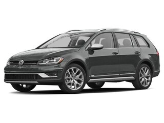New 2018 Volkswagen Golf Alltrack 1.8T SE Manual in St. Louis, MO