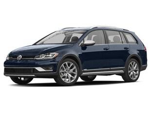 2018 Volkswagen Golf Alltrack SE Wagon