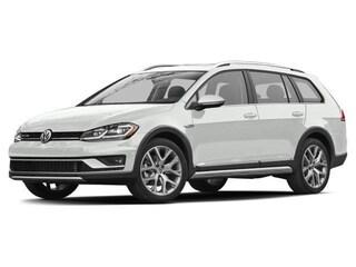 New 2018 Volkswagen Golf Alltrack TSI SE Wagon for sale in Fairfield, California