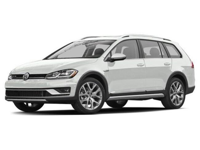 New 2018 Volkswagen Golf Alltrack TSI SEL Wagon for sale in Fairfield, California