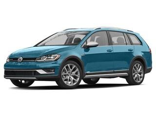 New Volkswagen Golf Alltrack 2018 Volkswagen Golf Alltrack TSI SEL Wagon for sale in Reno, NV