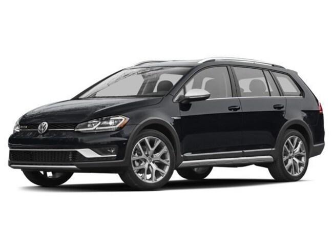 New 2018 Volkswagen Golf Alltrack TSI Wagon for sale in Fairfield, California