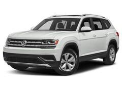 2018 Volkswagen Atlas 2.0T S SUV Front-wheel Drive
