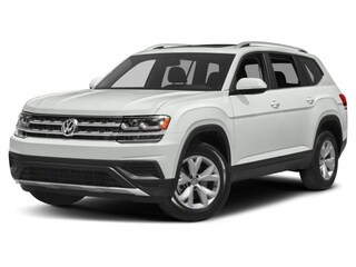 New 2018 Volkswagen Atlas S SUV 1V2AP2CA8JC599230 in Cicero, NY