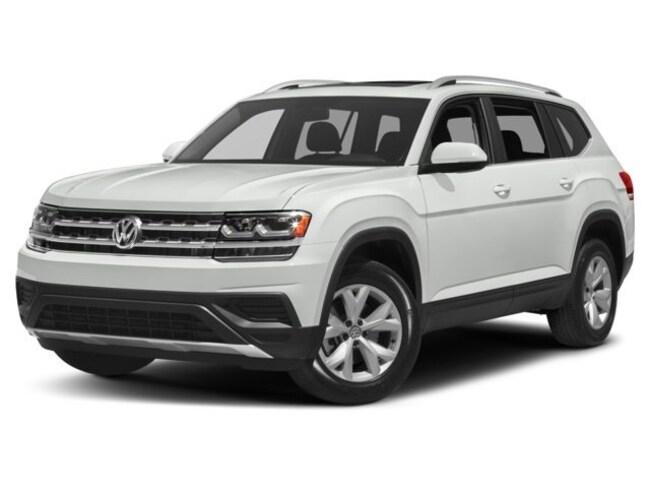2018 Volkswagen Atlas 2.0T S 2.0T S FWD
