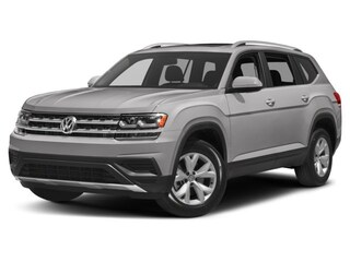 New 2018 Volkswagen Atlas 2.0T S SUV 1V2AP2CA8JC529789 for sale in Long Island, NY at Riverhead Bay Volkswagen