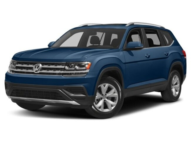 New 2018 Volkswagen Atlas 2.0T S SUV for sale in Bristol, TN