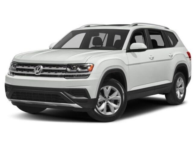 New 2018 Volkswagen Atlas 2.0T SE SUV for sale in Auburn, MA