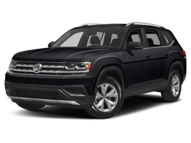 2018 Volkswagen Atlas 2.0T SE 2.0T SE FWD