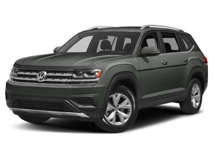 2018 Volkswagen Atlas 2.0T SE w/Technology 2.0T SE  SUV w/Technology
