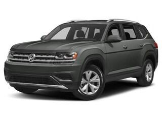 2018 Volkswagen Atlas 2.0T SEL SUV