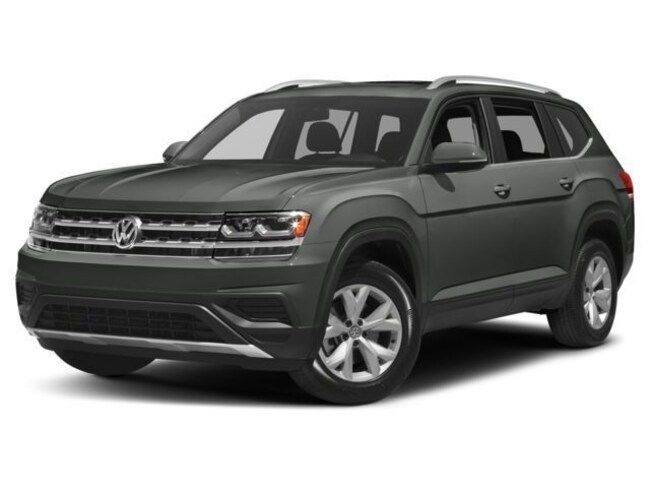2018 Volkswagen Atlas 2.0T SEL 2.0T SEL FWD