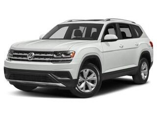 2018 Volkswagen Atlas 3.6L V6 S 3.6L V6 S FWD