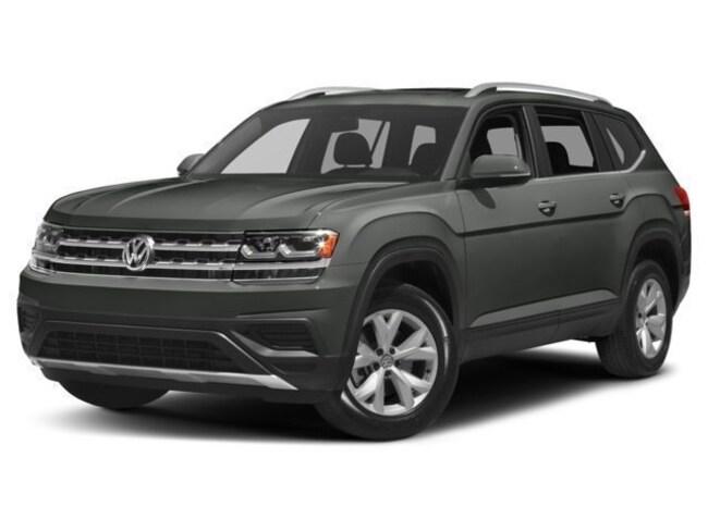2018 Volkswagen Atlas 3.6L V6 S FWD SUV