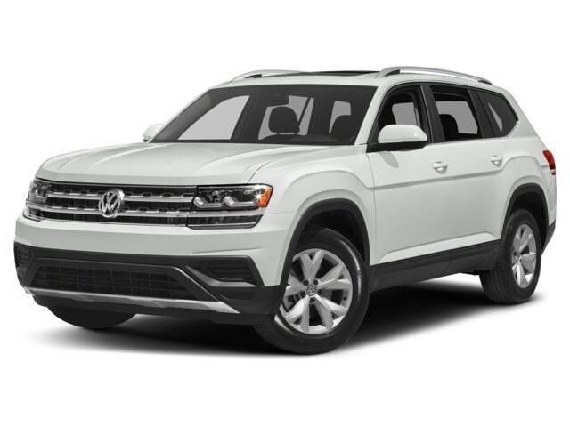 2018 Volkswagen Atlas 3.6L V6 S SUV