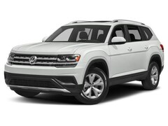2018 Volkswagen Atlas S 4MOTION AWD SUV
