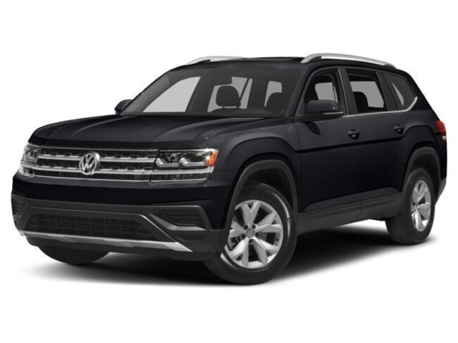 New 2018 Volkswagen Atlas 3.6L V6 S 4MOTION SUV