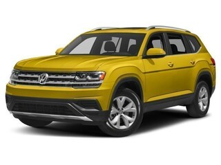 New Volkswagen Vehicles 2018 Volkswagen Atlas 3.6L V6 S 4MOTION SUV for sale in Reno, NV