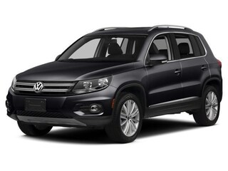 New 2018 Volkswagen Tiguan Limited 2.0T SUV Colorado Springs