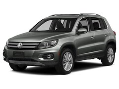 2018 Volkswagen Tiguan Limited Limited 4MOTION AWD SUV