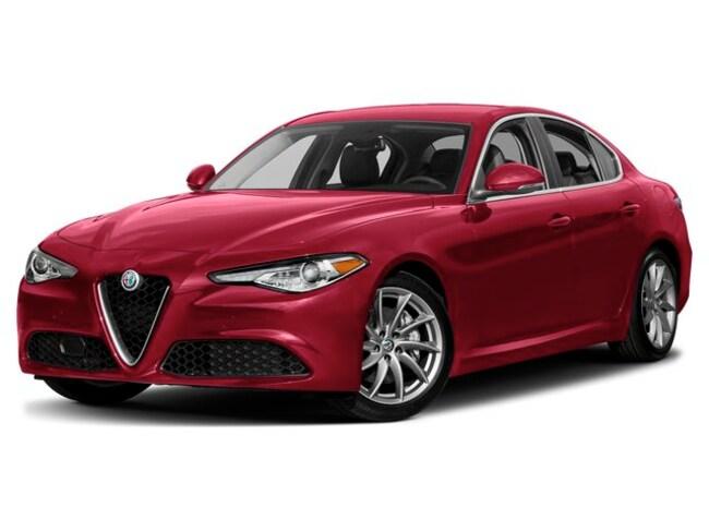 2019 Alfa Romeo Giulia Ti SPORT RWD Sedan