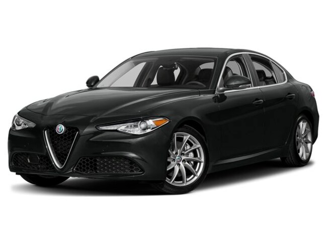 New 2019 Alfa Romeo Giulia Ti Sedan McKinney