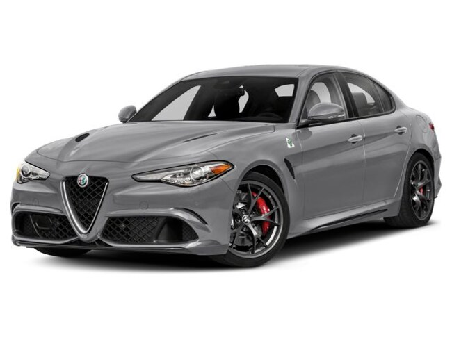 2019 Alfa Romeo Giulia Quadrifoglio Sedan