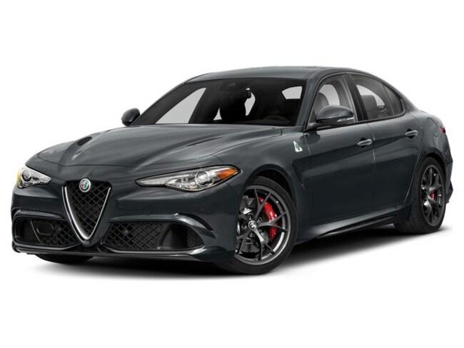 2019 Alfa Romeo Giulia Quadrifoglio NRING Sedan