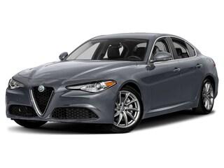 New 2019 Alfa Romeo Giulia AWD Sedan Boston