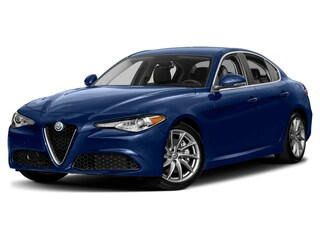 Pre-Owned 2019 Alfa Romeo Giulia Ti Sedan 120077 near Boston