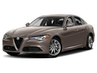 2019 Alfa Romeo Giulia Ti Sedan