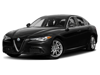 New 2019 Alfa Romeo Giulia TI SPORT CARBON AWD Sedan in Naperville, IL