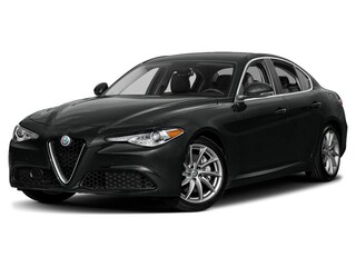 New 2019 Alfa Romeo Giulia Ti AWD Sedan in Naperville, IL