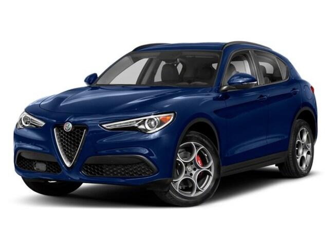 Used 2019 Alfa Romeo Stelvio Ti SUV for sale in Somerville near Boston MA