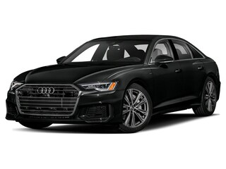 2019 Audi A6 3.0 Premium Plus Quattro w/ Navigation Sedan