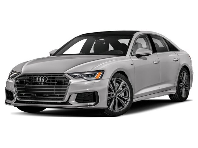 New 2019 Audi A6 3.0T Premium Sedan in Wilmington NC