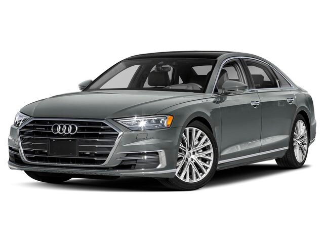 New 2019 Audi A8 Sedan for sale in Paramus, NJ at Jack Daniels Audi of Paramus