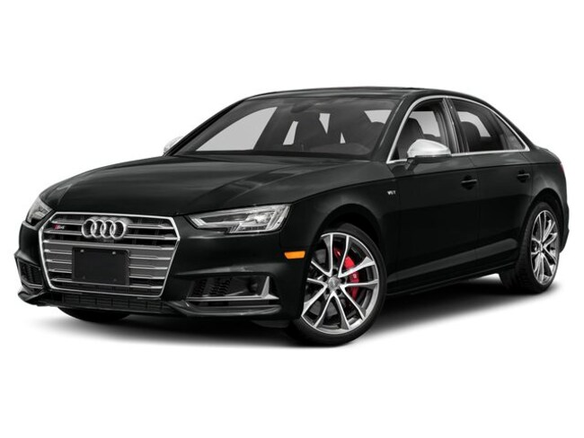 New 2019 Audi S4 3.0T Premium Plus Sedan Huntington, NY